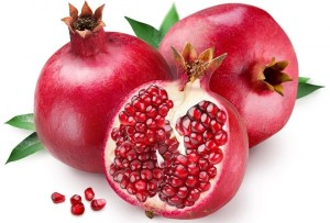 superhrana granatno jabolko zdrava prehrana
