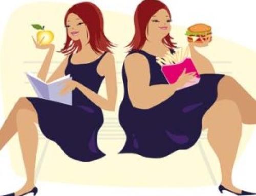 V kaj nas vodi sindrom dobrega počutja? Neustrezna prehrana, pomanjkanje gibanja in stres..